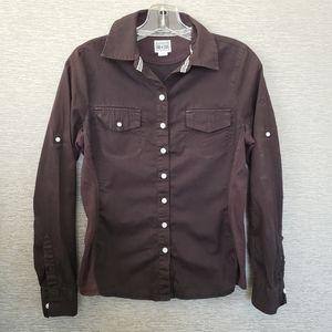 Converse Button Down Shirt - Size S